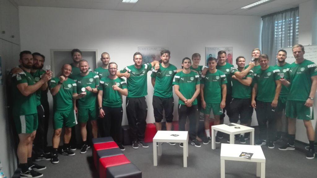 Teambuidling SC DHfK Leipzig