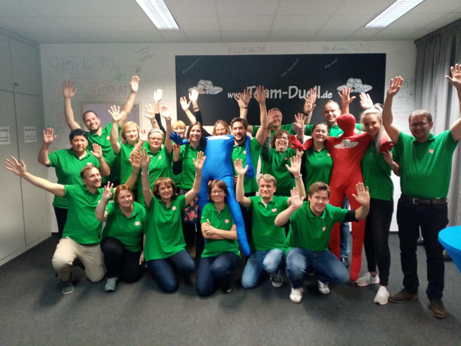 Teambuilding Workshop Leipzig