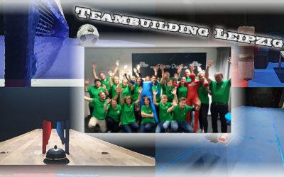 Teambuilding in Leipzig