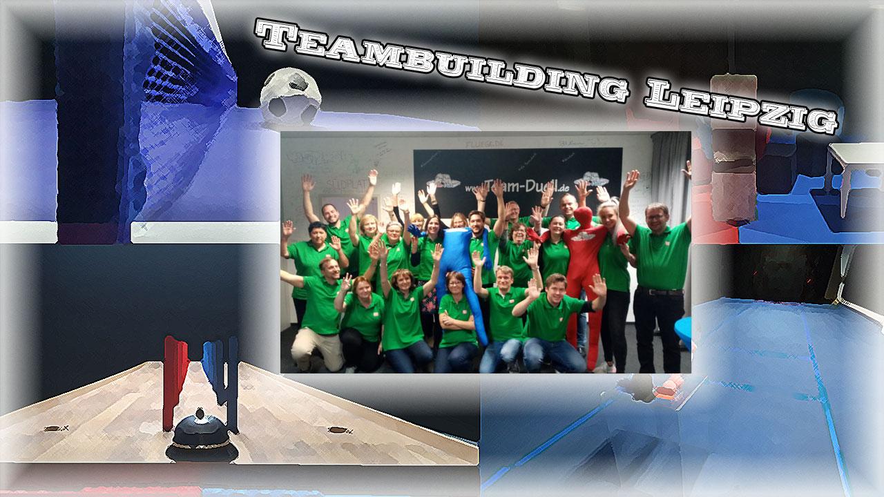 Teambuilding Leipzig