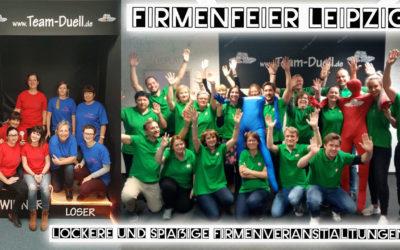 Firmenfeier in Leipzig