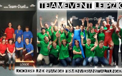 Teamevent Leipzig
