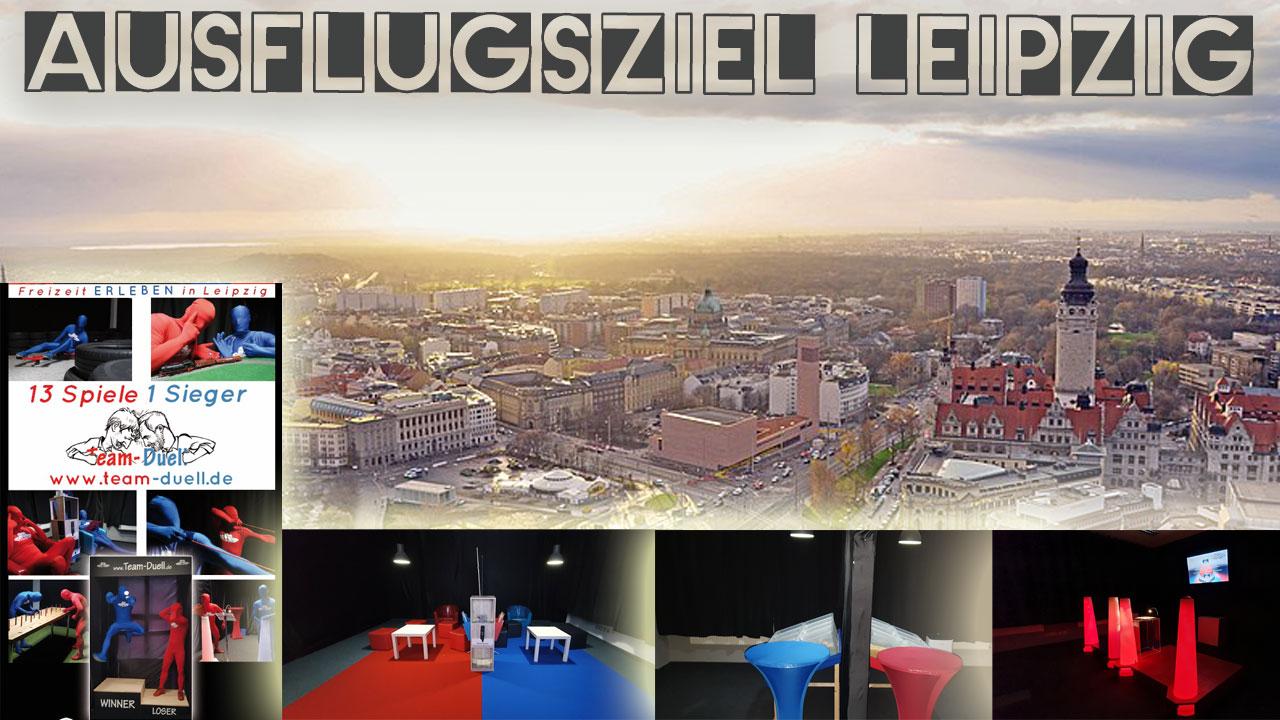 Ausflugsziel Leipzig